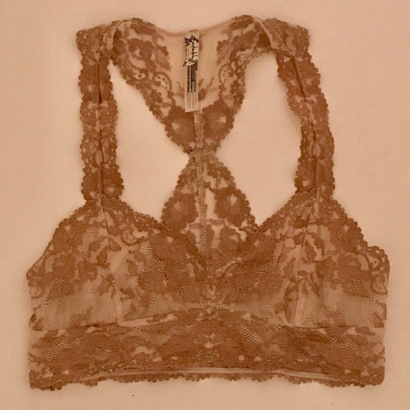 dc6c944ac1 Free People Other - Intimately Free People vintage lace bralette S
